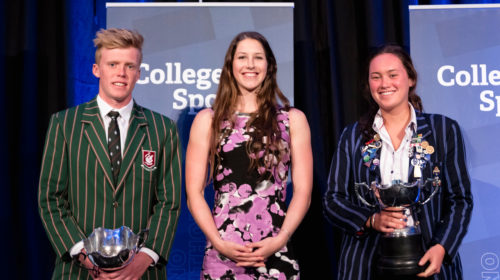 Young Sportsperson of the Year Winners 2016