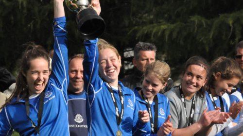 Saint Kentigern claim NZSS Girls Football title