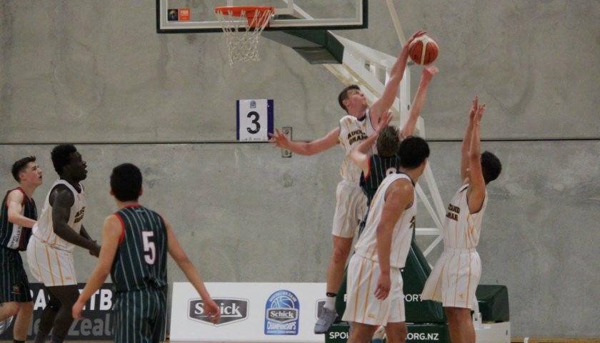 NZSS Basketball quarter finalists found