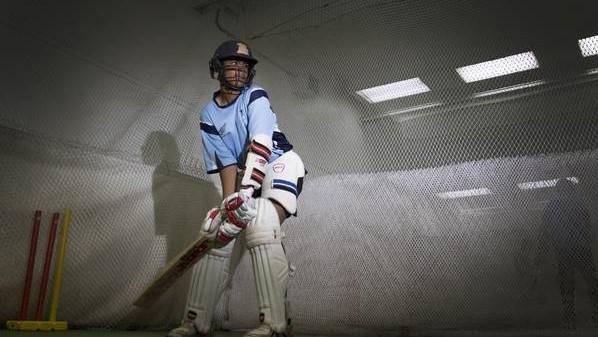 14-year-old batsman Muhammad Abbas making waves in Auckland cricket