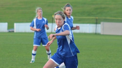 Schoolgirls feature in NZ U/20 Football Squad