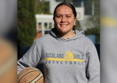 Former AGGS student signs US Basketball Scholarship