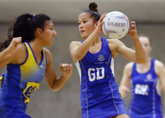 Tayla Earle named NZSS Netball Player of the Year