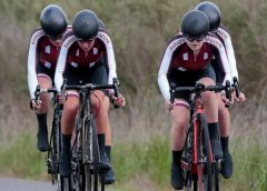 Baradene claim national team time trial honours