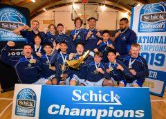 Saint Kentigern win Schick Championships 'AA' Boys Title