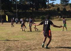 Pilot Tag Football Season underway at Otahuhu College