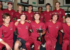 King's College win inaugural Premier T20
