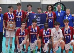 Rangitoto Premier Boys win Volleyball Nationals