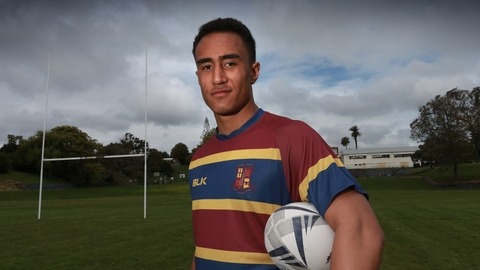 Rugby's the first love but league snares rising star