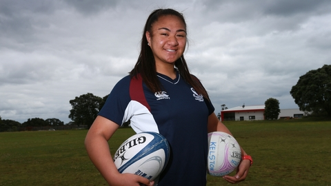 Amazing Grace thrives on juggling four sports