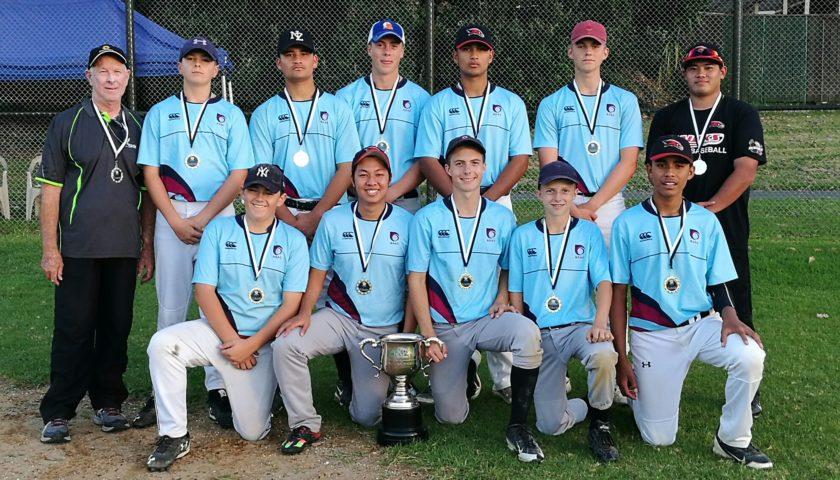 BDSC claim NZSS Senior Baseball title