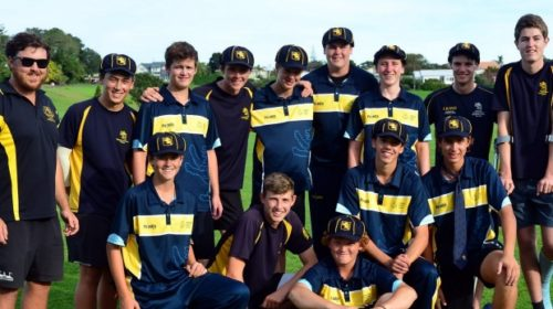 Takapuna Grammar cricketers return to the top competition for 2018