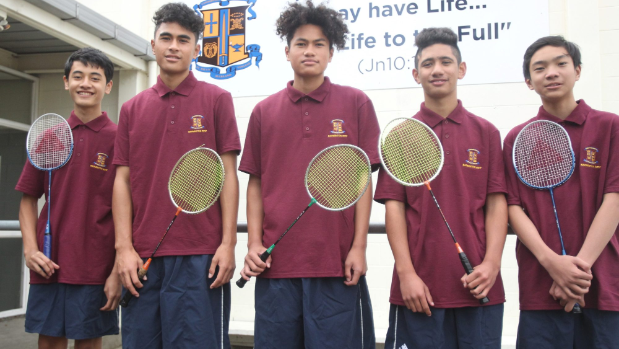 St Paul's College out to combat rugby stereotype with first ever badminton team