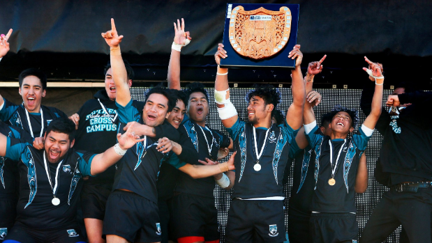 Southern Cross Campus 1st XIII off to a winning start