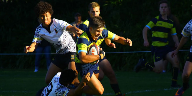 Heart beats size in Harbour First XV action