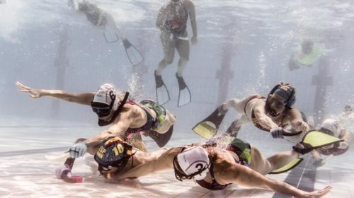 Auckland Underwater Hockey Players selected for World Champs