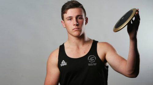 Dame Valerie Adams assisting discus thrower Connor Bell in quest for future Olympic glory
