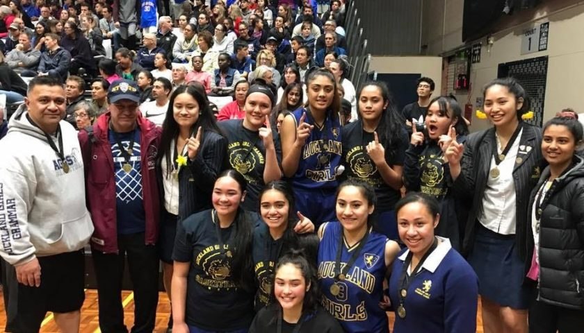 AGGS beat Mt Albert in cracking Premier Basketball Final