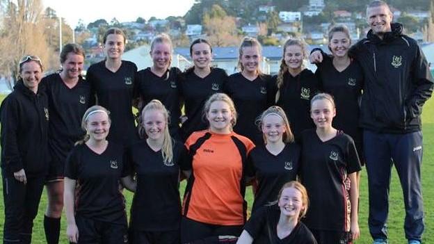 Baradene football and futsal on the rise