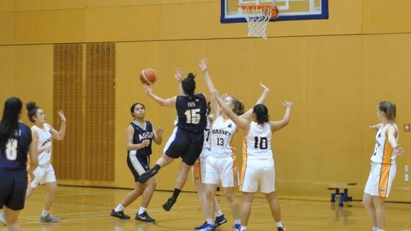 Auckland Girls Grammar win Basketball Minor Premiership