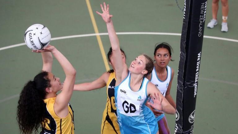 Greer rising through the netball ranks