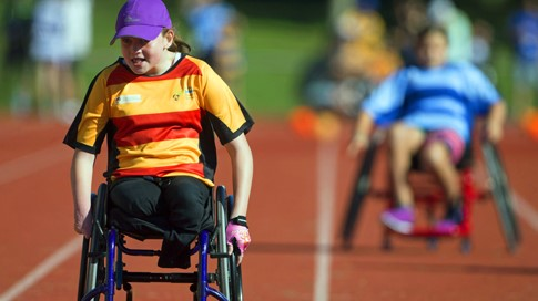 New Location for the Halberg Junior Disability Games