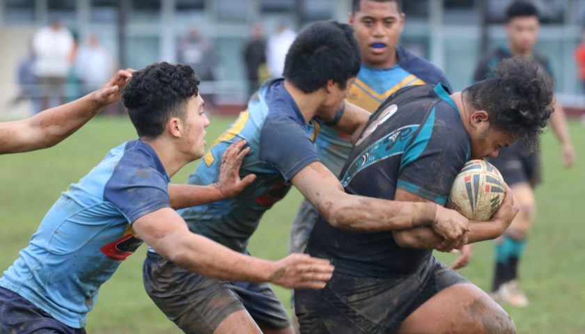Road to the College Sport Auckland Rugby League Finals