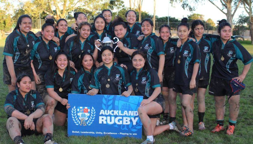 Southern Cross Campus queens of XVs for a fourth time