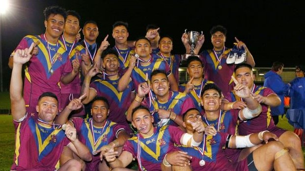 Three-peat for St Paul's in Auckland Rugby League