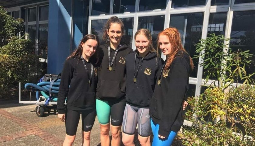 NZSS Swimming Champions