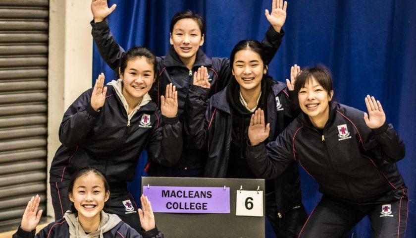 Top Seeds Shine at NZSS Badminton Championships