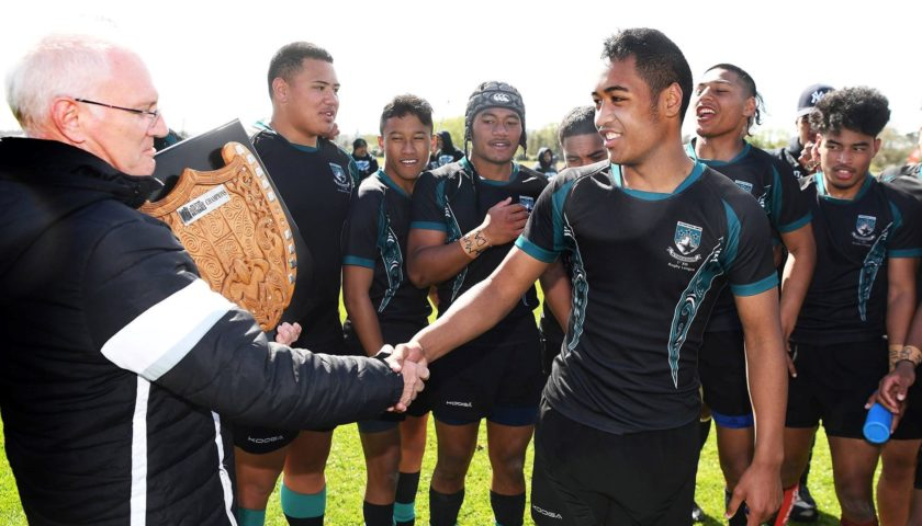Southern Cross defend NZSS title with dominant win over Kelston Boys