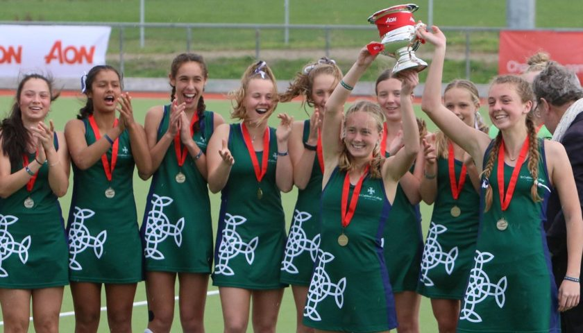St Cuthbert's College – NZSS Hockey Federation Cup Champions