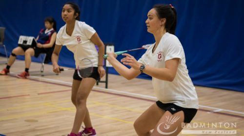 Māori badminton player selected for NZ squad