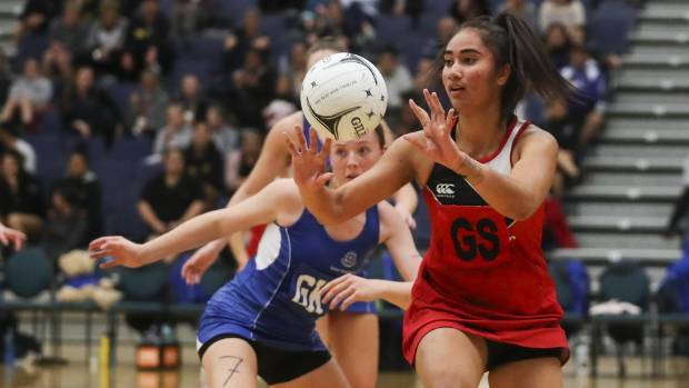 Newcomers Howick College win first national schools netball crown