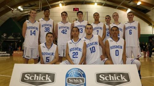 Rosmini triumphs at NZSS Basketball Championships