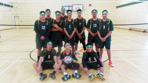 Manurewa High leads Counties Manukau charge at junior volleyball championships