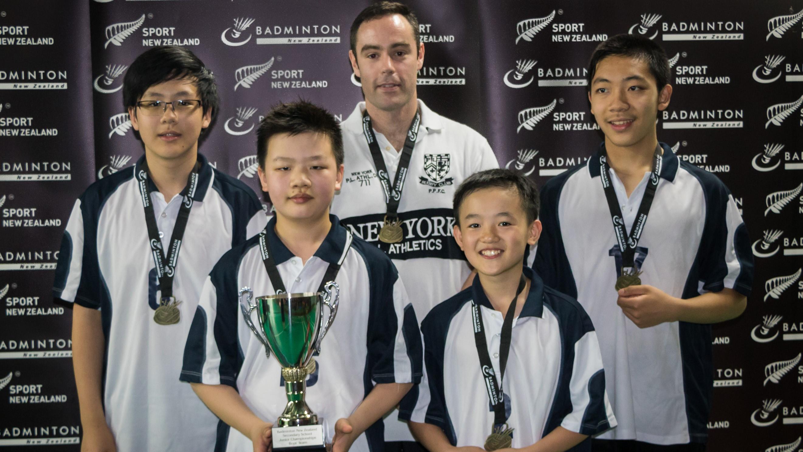 Badminton – College Sport Auckland