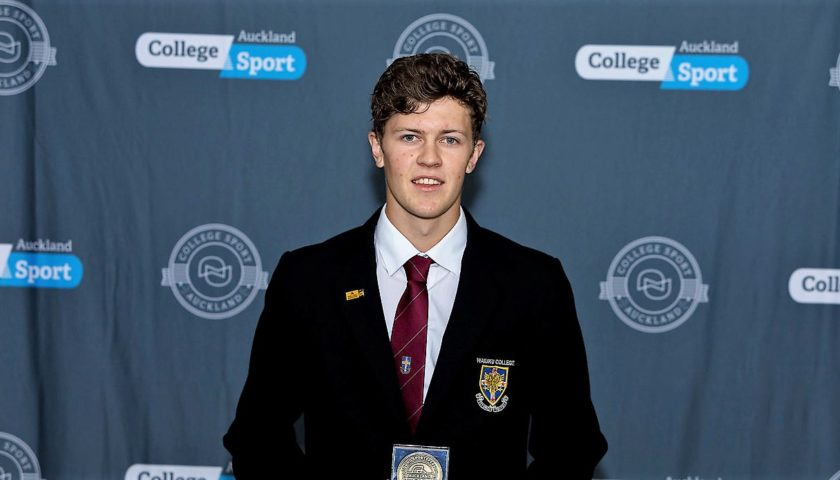 Award tops off great year for Kurtis