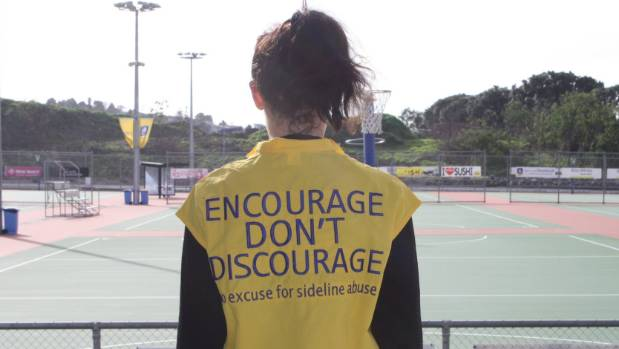 Auckland junior sports stalwart shares tips to reduce abusive sideline support