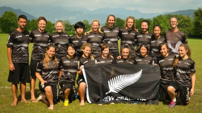 NZ Teams named for World Junior Ultimate Championships