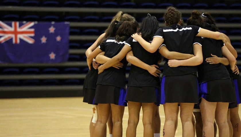 NZSS Netball Squad for 2018 Announced