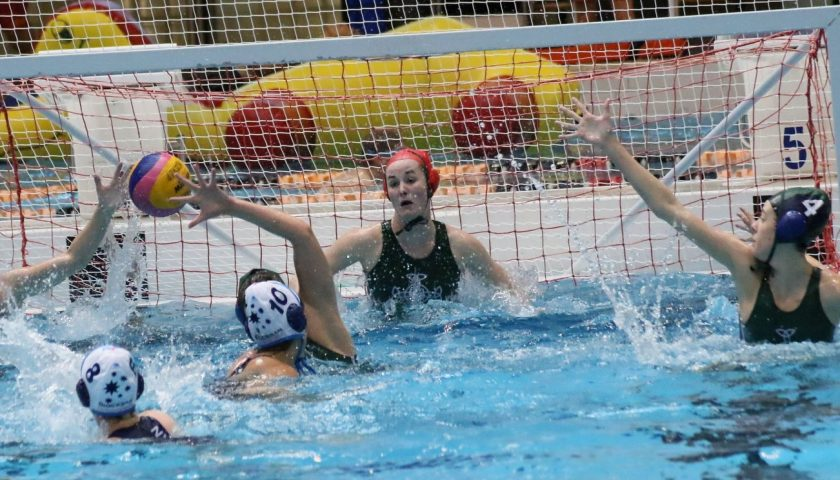 Diocesan and Sacred Heart are the 2018 NZSS Water Polo Champions