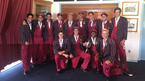 King's spin into 1st XI cricket nationals