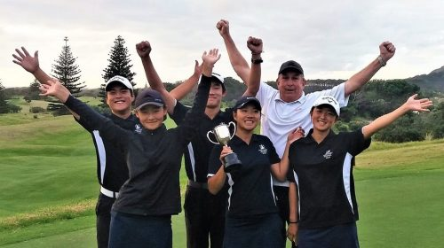 Pinehurst claim Premier Golf title