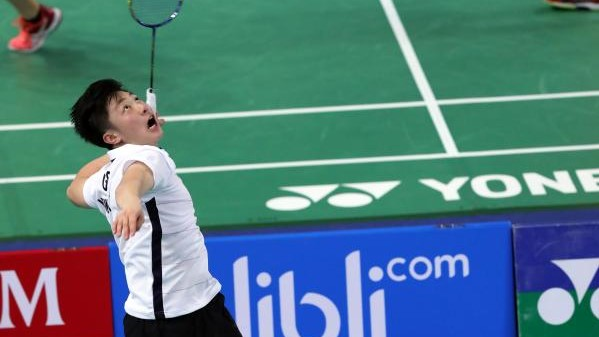 Badminton athlete planning to peak for Buenos Aires 2018 Youth Olympic Games