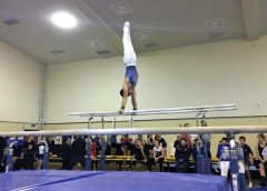 College Sport Auckland Gymsports Championships