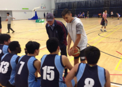 Waitakere College student coaches leading the way in West Auckland