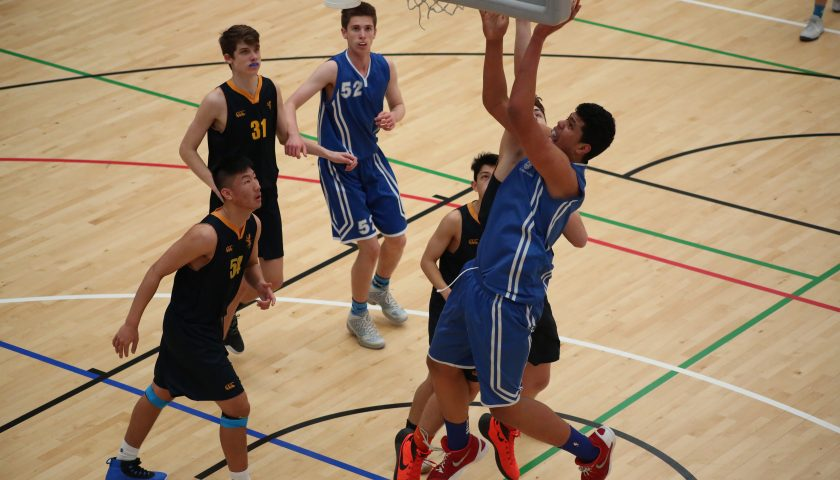Record registrations for NZSS Basketball with 105% increase since 2011