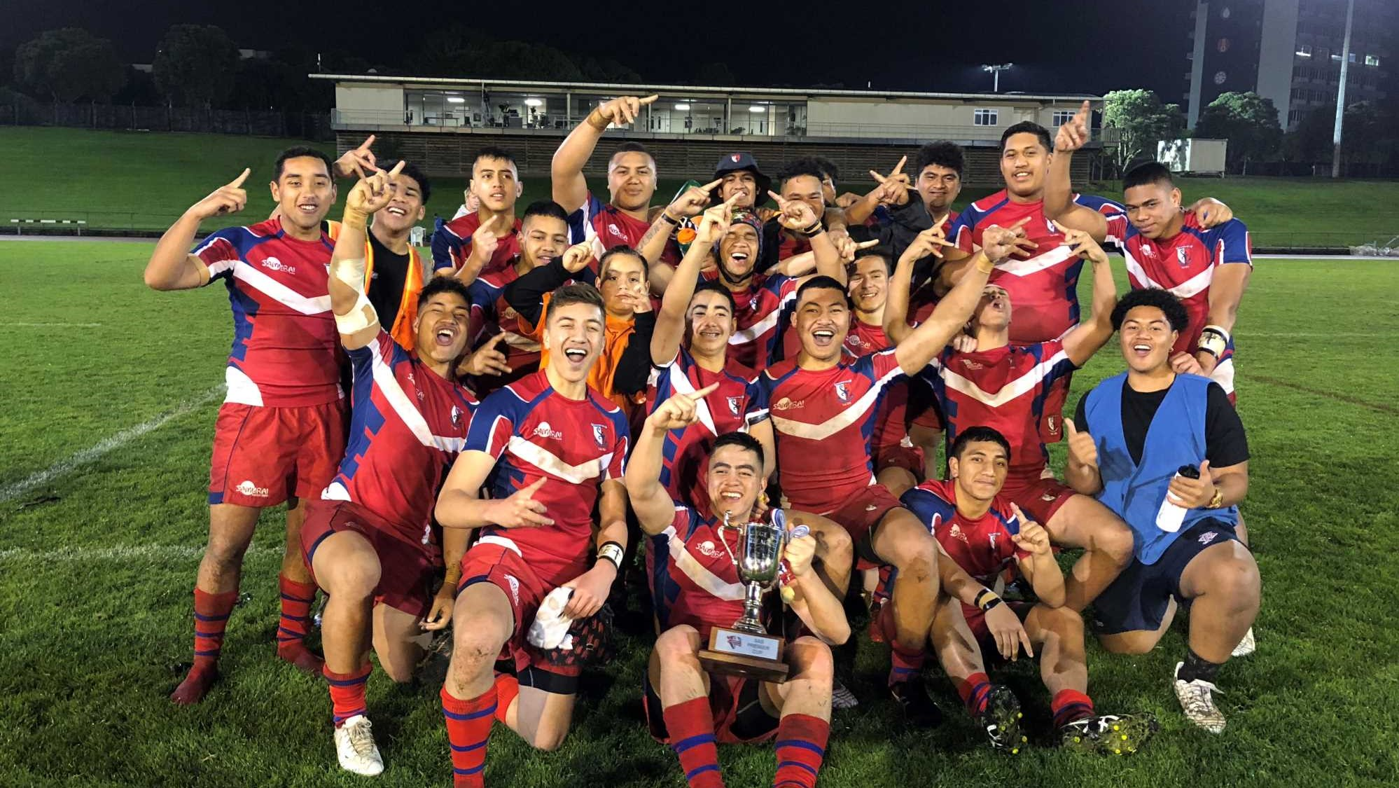 0bf3442c759 Kelston return to the top- Auckland Rugby League: Kelston Boys' High School  are the kings of Auckland Secondary School league once again, after  powering ...
